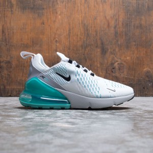 Nike Women Air Max 270 (pure platinum / black-aurora green)