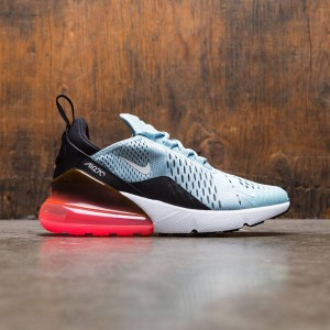 Nike Women Air Max 270 (ocean bliss / white-black-hot punch)