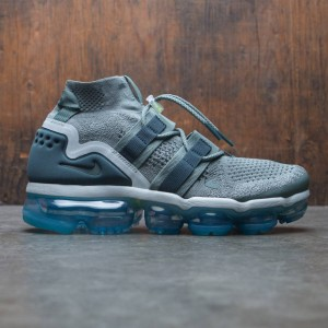 Nike Men Air Vapormax Flyknit Utility (clay green / faded spruce-barely grey)