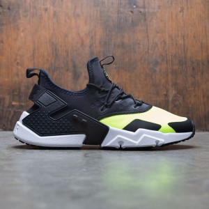 Nike Men Air Huarache Drift (volt / black-white)