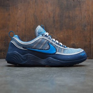 Nike x Stash Men Air Zoom Spiridon 16 (navy / harbor blue / heritage cyan-midnight navy)