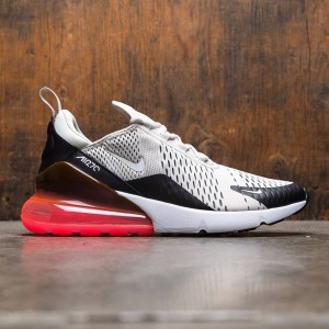 Nike Men Air Max 270 (black / light bone-hot punch-white)