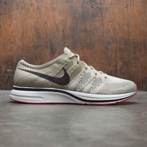 Nike Men Flyknit Trainer (olive / neutral olive / velvet brown-sail)