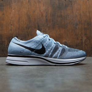 NikeLab Men Flyknit Trainer (blue / cirrus blue / black-white)