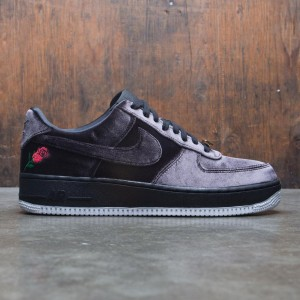 Nike Men Air Force 1 '07 Qs (black / black-white)