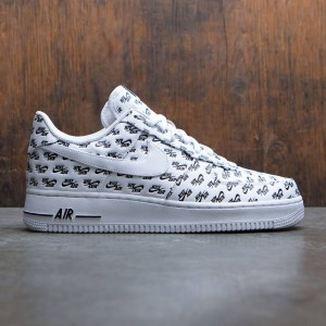 Nike Men Air Force 1 07 Qs (white / white-black)