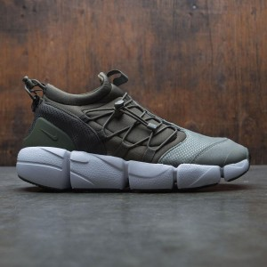 Nike Men Air Footscape Utility Dm (medium olive / medium olive-dark stucco)