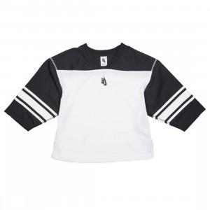 NikeLab Women Collection Tee (black / white / black)