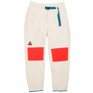 Nike Men M Nike Acg Sherpa Flc Pant (light cream)