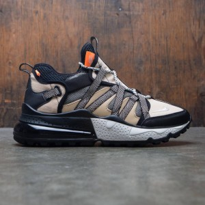 Nike Men Air Max 270 Bowfin (black / phantom-desert-cone)