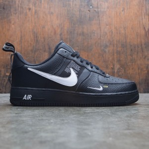Nike Men Air Force 1 07 Lv8 Utility (black / white-black-tour yellow)