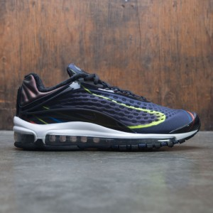 Nike Men Air Max Deluxe (black / black-midnight navy-reflect silver)