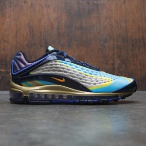 Nike Men Air Max Deluxe (midnight navy / laser orange)