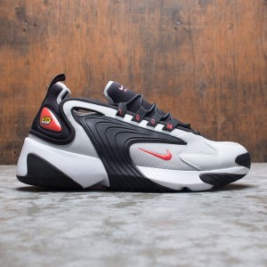 Nike Men Zoom 2K (black / track red-grey fog-white)