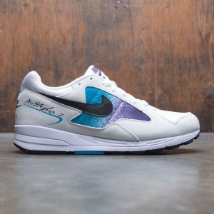 Nike Men Air Skylon Ii (white / black-blue lagoon-grand purple)