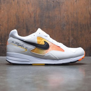 Nike Men Air Skylon Ii (white / black-amarillo-total orange)