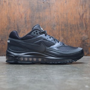 Nike Men Air Max 97 / Bw (black / black-mtlc hematite)