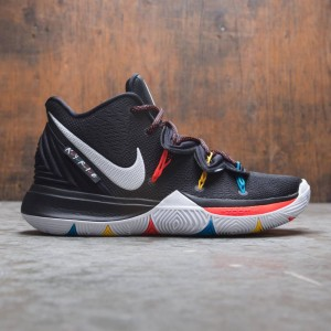 sale retailer 9a181 5bdaa Nike Men Kyrie 5 (black   white-bright crimson-amarillo)
