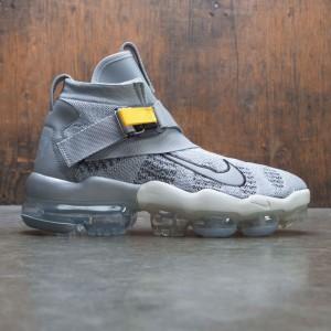 Nike Men Vapormax Premier Flyknit (wolf grey / metallic silver-black)