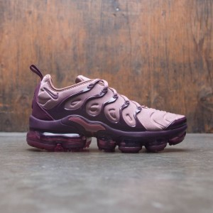 Nike Women Air Vapormax Plus (smokey mauve / bordeaux-vintage wine-black)