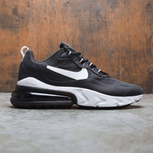 Nike Men Air Max 270 React (Punk Rock) (black / white-black)