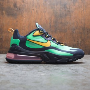Nike Men Air Max 270 React -Pop Art (electro green / yellow ochre-obsidian)