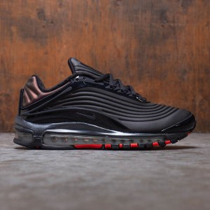 Nike Men Air Max Deluxe Se (black / anthracite-bright crimson)
