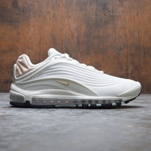 Nike Men Air Max Deluxe Se (sail / desert ore-teal tint-black)
