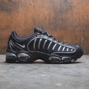 Nike Men Air Max Tailwind Iv (black / white-metallic silver)