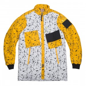 Nike Men Nrg Acg Insulated Jacket (white / yellow ochre)