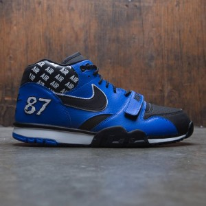 Nike Men Air Trainer 1 Mid Soa (hyper cobalt / black-white)