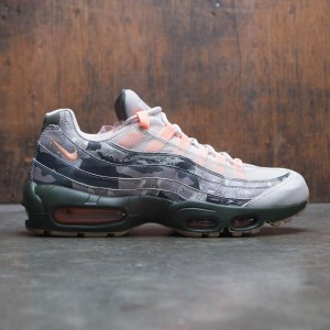 Nike Men Air Max 95 Essential Camo (desert sand / sunset tint-black)