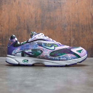 Nike Men Zm Streak Spectrum Plus Prem (court purple / lt poison green)