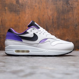 Nike Men Air Max 1 Dna Ch 1 (white / black-purple punch)