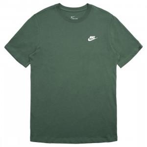 Nike Men Sportswear Club Tee (galactic jade / white)
