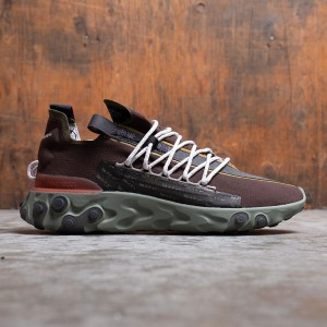 Nike Men Ispa React Wr (velvet brown / terra orange-dark stucco)