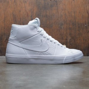 Nike Men Blazer Royal Qs (white / white-white)