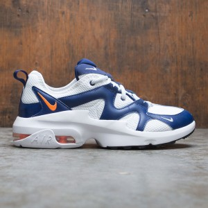 Nike Men Air Max Graviton (blue void / total orange-white)