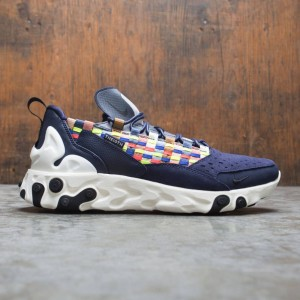 Nike Men React Sertu (blackened blue / black-sail)
