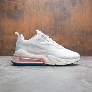 Nike Women Air Max 270 React (summit white / ghost aqua-phantom)