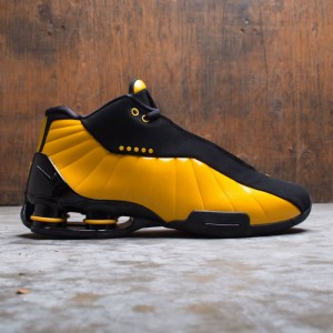 Nike Men Shox Bb4 (black / university gold)