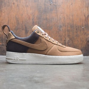 Nike x Carhartt Men Air Force 1 '07 Prm Wip (ale brown / ale brown-sail)