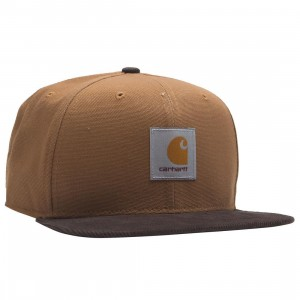 Nike x Carhartt Nrg Pro Adjustable Cap (ale brown / dark brown)