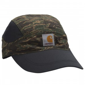 Nike x Carhartt Nrg Tlwd Camo Adjustable Cap (black / camo green)