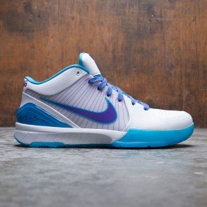 Nike Men Kobe Iv Protro (white / varsity purple-orion blue)