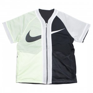 NikeLab Men Nrg Baseball Top (barely volt / black)