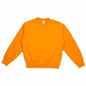 NikeLab Men Nrg Crewneck (orange peel)