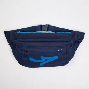 Nike x Stash Men Sportswear Tech Hip Pack (midnight navy / heritage cyan)