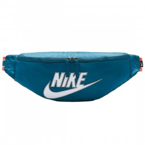Nike Men Sportswear Heritage Waist Bag (blue force / blue force / white)