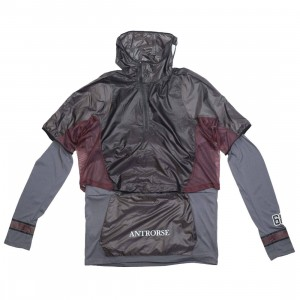 Nike Men U Nrg Gyakusou Transform Jacket (midnight fog / black / iron grey / pale ivory)